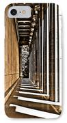 Walhalla Colonnade ... IPhone Case