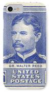 Walter Reed (1851-1902) IPhone Case