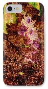Water Flowers Vietnam IPhone Case by Skip Nall