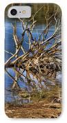 Waterlogged Tree IPhone Case