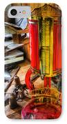Weigh Your Goods - General Store - Vintage - Nostalgia IPhone Case by Lee Dos Santos