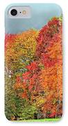 West Virginia Maples 2 IPhone Case