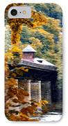 West Virginia Morn IPhone Case by Bill Cannon