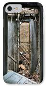 When One Door Closes IPhone Case by JC Findley