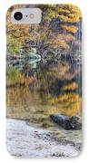 When The Coast Is Clear IPhone Case by JC Findley