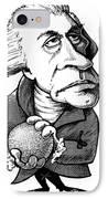 William Herschel, Caricature IPhone Case