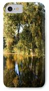Willow Mirror IPhone Case by LeeAnn McLaneGoetz McLaneGoetzStudioLLCcom