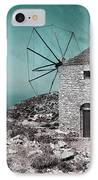 Windmill IPhone Case by Joana Kruse