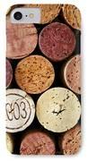 Wine Corks IPhone Case by Elena Elisseeva