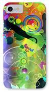Wondrous 2 IPhone Case by Angelina Vick