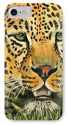 Waiting For Prey IPhone Case