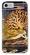 Andersen: Little Mermaid IPhone Case by Granger
