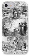 Uncle Tom's Cabin, C1899 IPhone Case by Granger