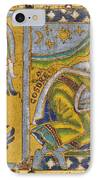 Heraclius (c575-641 A.d.) IPhone Case by Granger
