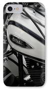 1 - Harley Davidson Series  IPhone Case by Lainie Wrightson