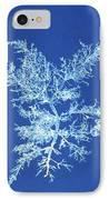 19th-century Alga Cyanotype IPhone Case by Spencer Collectionnew York Public Library