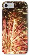 4th Of July Fireworks IPhone Case by Joe Carini - Printscapes