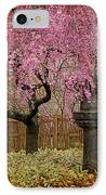 Asian Spring IPhone Case by Chris Lord