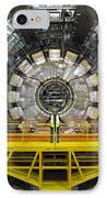 Atlas Detector, Cern IPhone Case