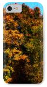 Autumn Leaves IPhone Case by David Lane