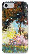 Azaleas IPhone Case