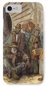 Black Exodus, 1880 IPhone Case