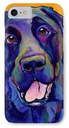 Buddy IPhone Case by Pat Saunders-White