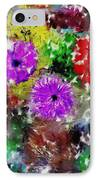 Dream Garden II IPhone Case