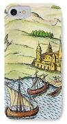 El Dorado, 1599 IPhone Case by Granger