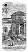 Jefferson: Monticello IPhone Case by Granger