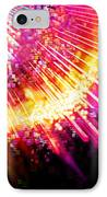 Lighting Explosion IPhone Case
