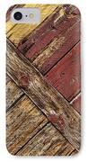 Linear IPhone Case by Kelley King