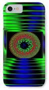 Luminous Energy 5 IPhone Case by Will Borden