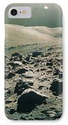 Lunar Rover At Rim Of Camelot Crater IPhone Case