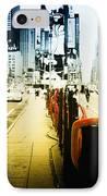 New York Times Square IPhone Case by Dapixara Art