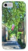 Patriotic Street IPhone Case