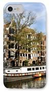 Prinsengracht IPhone Case