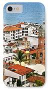 Puerto Vallarta IPhone Case