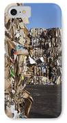 Recycling Facility IPhone Case by Paul Edmondson