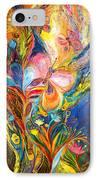 The Butterflies IPhone Case