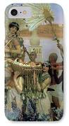The Finding Of Moses IPhone Case