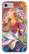 The Flowers Of Sea IPhone Case