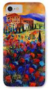Tuscany Poppies  IPhone Case