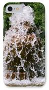 Water Fountain  IPhone Case