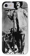 William F. Cody (1846-1917) IPhone Case by Granger