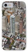 1706 Rittenhouse Square Street Philadelphia Pa 19103 IPhone Case by Duncan Pearson