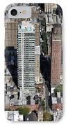 1708 Rittenhouse Square Street Philadelphia Pa 19103 6150 IPhone Case by Duncan Pearson