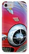 1950 Studebaker Champion Hood Ornament IPhone Case