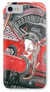 1955 Chevrolet Bel Air IPhone Case