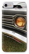 1969 Plymouth Road Runner 440-6 IPhone Case